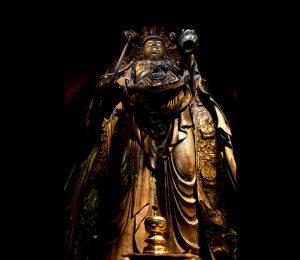 長谷寺 十一面観音菩薩立像